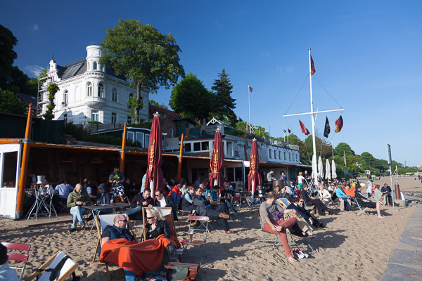 Beachclub Strandperle